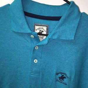 Beverly Hills Polo Club Baby Blue